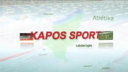 Kapos Sport 2019. április 1. hétfő