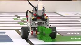 A Táncsics lett egy napra a robotika központja