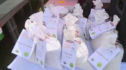 25 tonna búza gyűlt össze Somogyban
