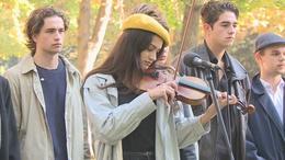 Ünnepi műsor a Berzsenyi parkban