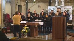 Világi egyházi énekek csendültek fel hétvégén Kaposváron