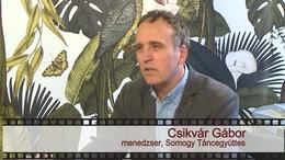 Kapos TV 30: beszélgetés Csikvár Gáborral