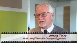 Kapos TV 30: beszélgetés Lovass Tiborral