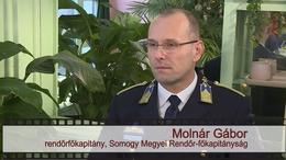 Kapos TV 30: beszélgetés Molnár Gáborral