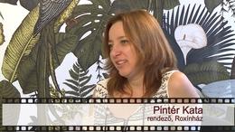 Kapos TV 30: beszélgetés Pintér Katával