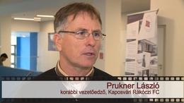 Kapos TV 30: beszélgetés Prukner Lászlóval