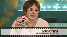Kapos TV 30: beszélgetés Szabó Máriával