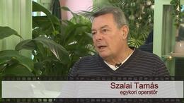 Kapos TV 30: beszélgetés Szalai Tamással