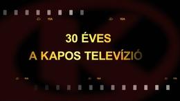Kapos TV 30: az ünnepi műsor harmadik órája
