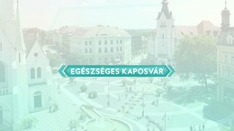 Egészséges Kaposvár 2020. március 23.