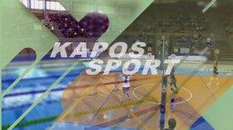 Kapos Sport Magazin 2020. szeptember 14.